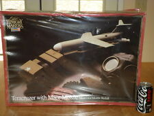 TERACRUZER WITH MARTIN MACE MISSILE with MOBILE CARRIER, PLASTIC MODEL KIT, 1/32