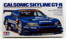 Calsonic Skyline GT-R  Tamiya kit #24219 - 1/24 scale  - Discontinued.