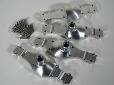 Tamiya R/C 1/14 Rear Aluminum Axles Gear Housing Cover King Knight Grand Hauler