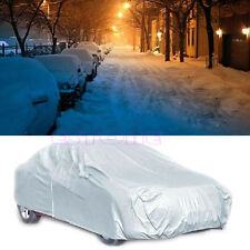 New Waterproof Sun UV Snow Rain Dust Resistant Protection Full Car Cover Size XL