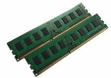 8GB Kit 2 X 4GB DDR3 Dell XPS 8300 PC3-10600 1333MHz 240 pin Desktop DIMM RAM