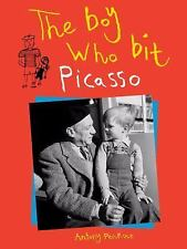 The Boy Who Bit Picasso-ExLibrary