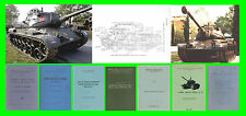 COLLECTION - CARRO ARMATO M47 PATTON ARMOURED TANK CARRI ARMATI Manual - DVD
