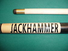 JACKHAMMER JUMP BREAK CUE pool billiards 13-1562-15