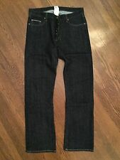 Ever VINTAGE Denim Jeans - DRYDEN - Very Rare and LIMITED - Size 32 - Dark Wash