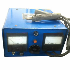 PMPC. INC TABLE TOP POWER SUPPLY POWER SUPPLY MACHINE gold refining