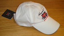 New Paul & Shark  Newport Yacht Racer Baseball cap in White One size Awesome!!!