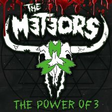 THE METEORS - THE POWER OF CD NEU