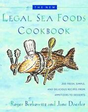The New Legal Sea Foods Cookbook: 200 Fresh, Simple, and Delicious Recipes from
