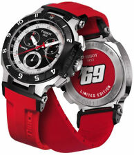 MENS TISSOT NICKY HAYDEN LIMITED EDITION T0484172705101  NEW, 2 year warranty