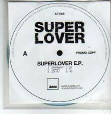 (BT474) Super Lover, Superlover EP - DJ CD