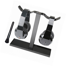 MOCREO Headphone Hanger, Headphone Stand, Headset Stand (Black)