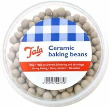 700G CERAMIC BLIND BAKING BEANS PIES PASTRY KITCHEN CRAFT