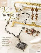 Vintage Impressions Jewelry, , New Books