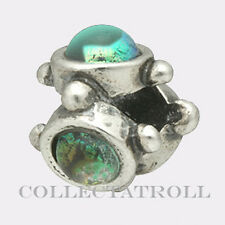 Authentic TrollBeads Silver The Trinity Bead TrollBead 61709