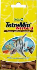 Tetramin Holiday / Weekend Stick Food for Tropical Fish
