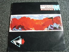 Depeche Mode- Stripped 7 PS-Made in Germany