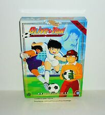 COFFRET 6 DVD VIDEO OLIVE & TOM CAPTAIN TSUBASA EDITION COLLECTOR 2IEME PARTIE