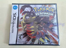 Pokemon Platinum Version Complete Brand New(Nintendo DS, 2009)