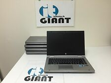 "(LOT OF 5)HP EliteBook 8460p 14"" Intel Core i5 2nd Gen., 2.5GHz, 4GB"