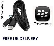 ORIGINAL BLACKBERRY MICRO CABLE CARGADOR Y DE DATOS USB PARA BLACKBERRY MÓVILES
