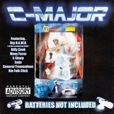 Batteries Not Included [PA] by C-Major (CD, Nov-2002, Affiliated)