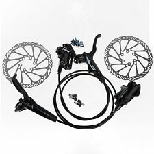 AVID DB 3 DB3 MTB Hydraulic Brake Set Front and Rear Black G3 160mm Rotor