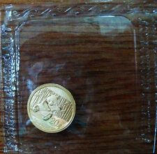 2014 China 1/20oz gold panda coin