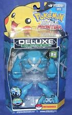 Pokemon Electronic Deluxe Metagross Figure New Talking 2007 Factory Sealed