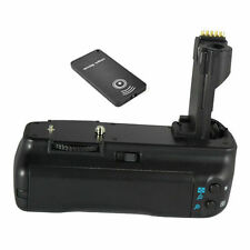 New BG-E2N Battery Grip+ REMOTE f Canon EOS-camera EOS-20D 40D 30D 50D UK LOCAL