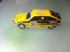 Decal Calca 1 43 CITROEN GSA X2 N° 207 Rally WRC MONTE CARLO 1980 MONTECARLO