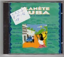 (GL542) Planete Cuba, Le Meilleur de la Musique Cubaine - 1997 CD