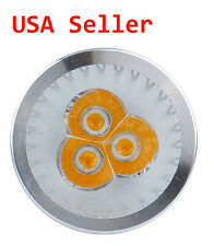 6pc Bright LED GU10 Tracklight Dimmable LED Spotlight 6W Warm 450LM Salt † Light