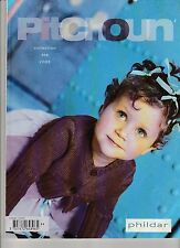 CATALOGUE TRICOT PHILDAR Creations PITCHOUN N°383 été 2003
