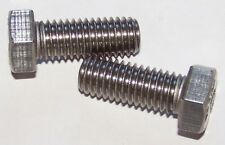 50 Qty-8.8 Metric Hex Head Bolt 5mm-.8x10mm(14402)