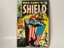 NICK FURY, Agent of S.H.I.E.L.D. #13 Marvel Comics 1969  VG Super Patriot