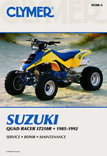 Suzuki Quad Racer LT250R LT250 1985-1992 Clymer Manual M380-2 NEW