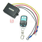 Wireless Winch Remote Control 12V Easy To Install for Truck Jeep with Keyring