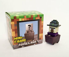 Minecraft Minecart Séries Mini Figurines - Sorcière in minecart TOUT NEUF