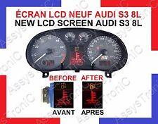 NOUVEAU!! ECRAN LCD COMPTEUR ODB AUDI S3 8L en 48H chez vous!!