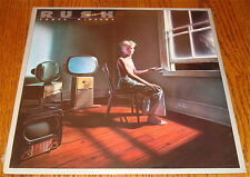 RUSH POWER WINDOWS ORIGINAL LP Still Sealed!  1985
