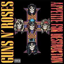 Guns N' Roses APPETITE FOR DESTRUCTION 180g AUDIOPHILE New Sealed Vinyl LP