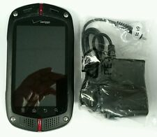 Casio G'zOne Commando C771 - 1GB - Black (Verizon) Smartphone Clean IMEI/ESN