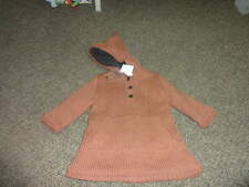 NWT NEW HIGH END BOUTIQUE BONPOINT 6 6M 6 MONTHS DARLING COAT