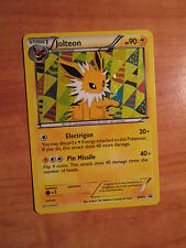 EX JOLTEON Pokemon BLACK STAR PROMO Card BW91 Black White Sylveon Collection TCG
