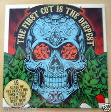THE FIRST CUT IS THE DEEPEST 15 TRACK CLASSIC ROCK MAGAZINE PROMO(FREE UK POST)