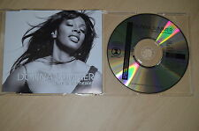 Donna Summer - Love is the healer. CD-Single promo (CP1707)