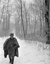 Négatif - 1. chars armée-Kleist-transport-forêt - 1940/41-bei Dijon-Bourgogne-France - 4
