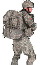 ACU Digital Camouflage Military Tactical MOLLE Large Field Rucksack Bag USED