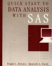 Quick Start to Data Analysis with SAS by Kenneth A. Hardy and Frank C....